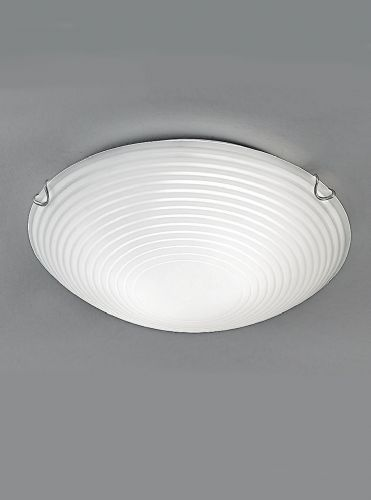 Franklite CF5666 Chrome Ceiling Light